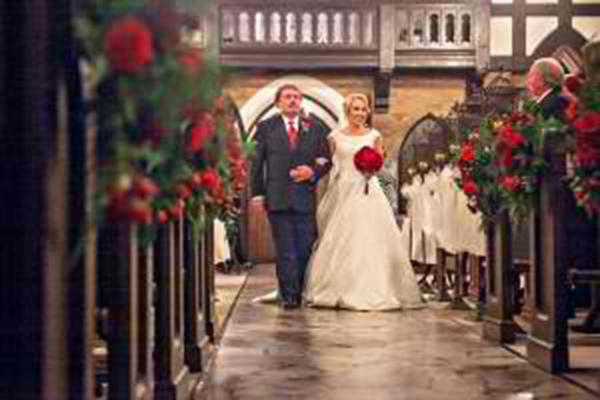 Wedding Cathedral Ballroom